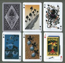 Collectible  Playing cards The Key to the Kingdom